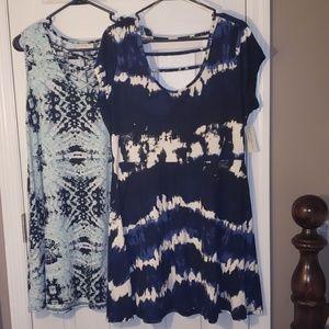 2-Bobbie Brooks Dresses